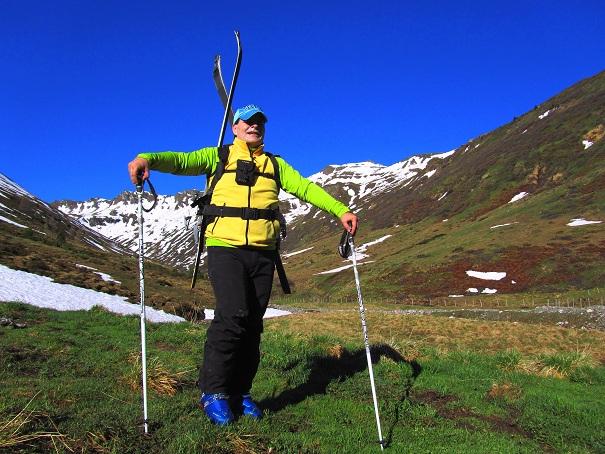 Foto: Andreas Koller / Ski Tour / Jägerspitze aus dem Riedingtal (2508m) / 31.05.2013 15:13:39