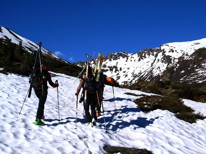 Foto: Andreas Koller / Ski Tour / Jägerspitze aus dem Riedingtal (2508m) / 31.05.2013 15:13:21