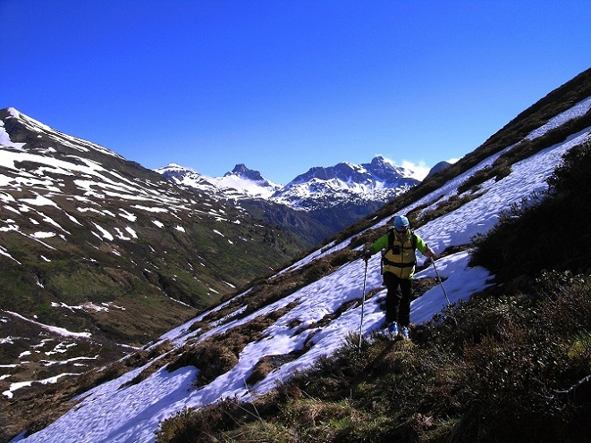 Foto: Andreas Koller / Ski Tour / Jägerspitze aus dem Riedingtal (2508m) / 31.05.2013 15:11:57