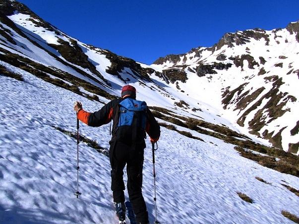 Foto: Andreas Koller / Ski Tour / Jägerspitze aus dem Riedingtal (2508m) / 31.05.2013 15:11:45