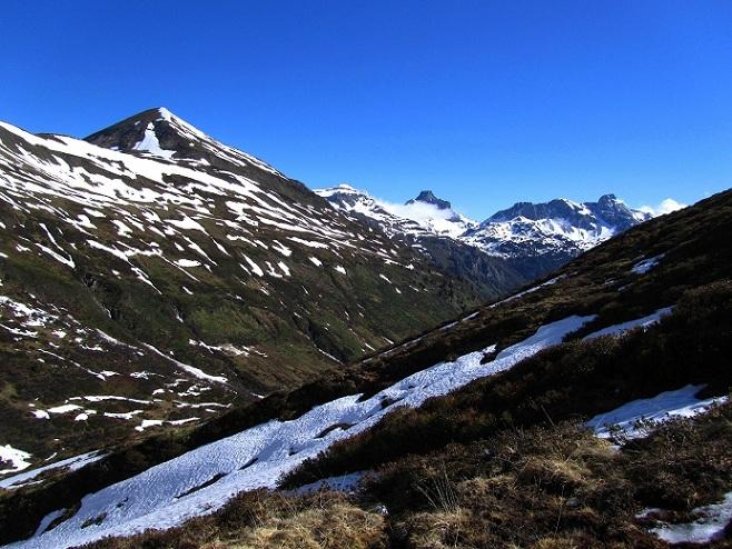 Foto: Andreas Koller / Ski Tour / Jägerspitze aus dem Riedingtal (2508m) / 31.05.2013 15:11:37