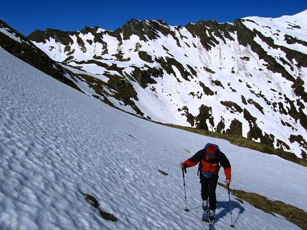 Foto: Andreas Koller / Ski Tour / Jägerspitze aus dem Riedingtal (2508m) / 31.05.2013 15:10:37