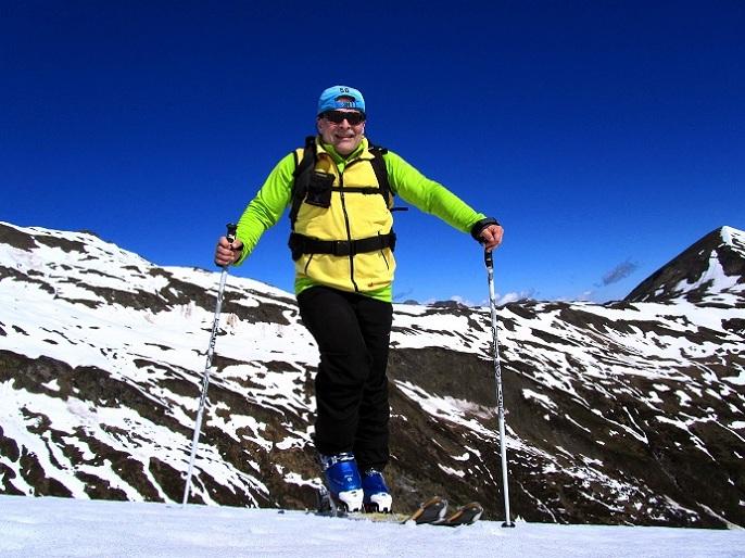 Foto: Andreas Koller / Ski Tour / Jägerspitze aus dem Riedingtal (2508m) / 31.05.2013 15:10:25