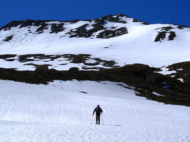 Foto: Andreas Koller / Ski Tour / Jägerspitze aus dem Riedingtal (2508m) / 31.05.2013 15:10:16