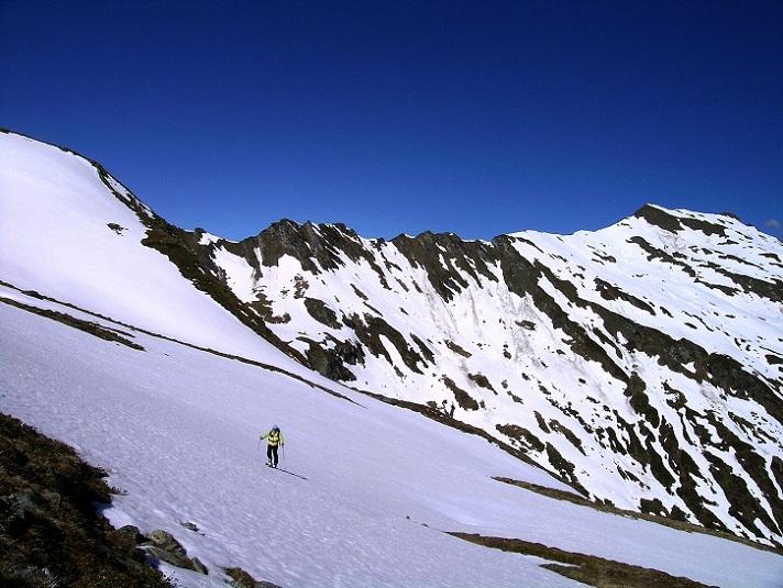 Foto: Andreas Koller / Ski Tour / Jägerspitze aus dem Riedingtal (2508m) / 31.05.2013 15:10:03