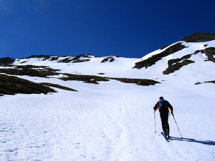 Foto: Andreas Koller / Ski Tour / Jägerspitze aus dem Riedingtal (2508m) / 31.05.2013 15:09:55