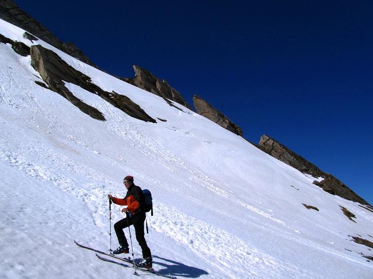 Foto: Andreas Koller / Ski Tour / Jägerspitze aus dem Riedingtal (2508m) / 31.05.2013 15:09:45