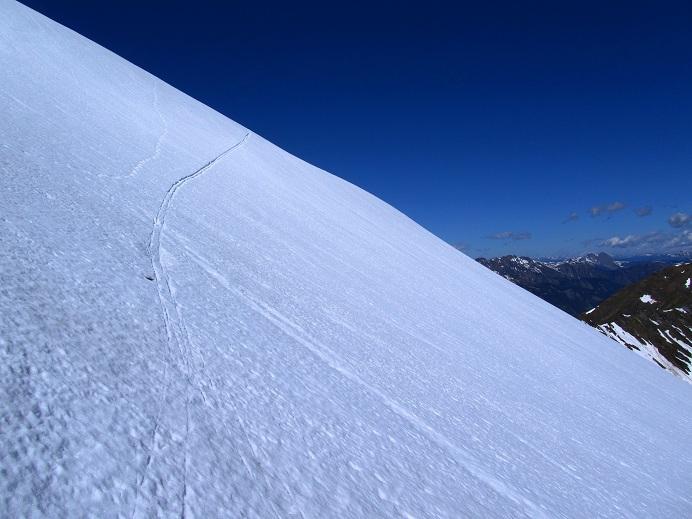 Foto: Andreas Koller / Ski Tour / Jägerspitze aus dem Riedingtal (2508m) / 31.05.2013 15:08:34