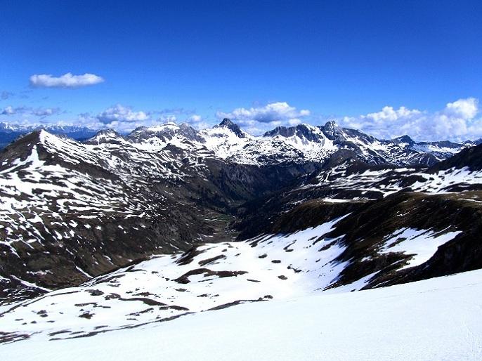 Foto: Andreas Koller / Ski Tour / Jägerspitze aus dem Riedingtal (2508m) / 31.05.2013 15:08:26