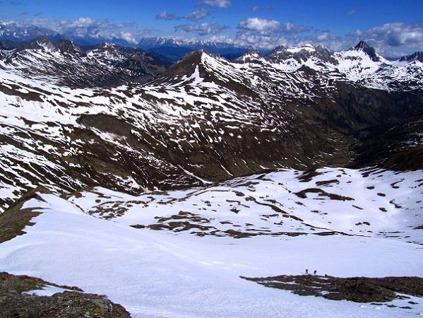 Foto: Andreas Koller / Ski Tour / Jägerspitze aus dem Riedingtal (2508m) / 31.05.2013 15:07:34