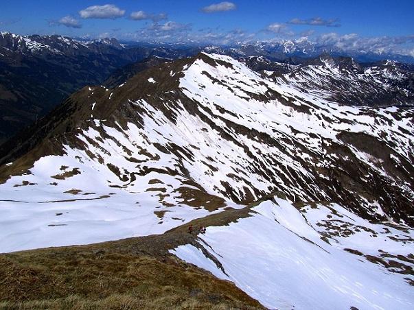 Foto: Andreas Koller / Ski Tour / Jägerspitze aus dem Riedingtal (2508m) / 31.05.2013 15:06:35