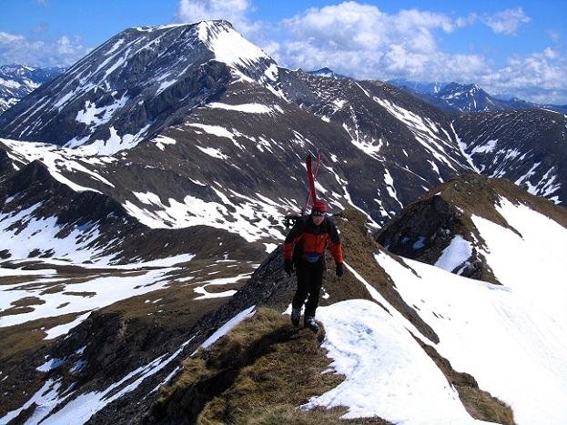 Foto: Andreas Koller / Ski Tour / Jägerspitze aus dem Riedingtal (2508m) / 31.05.2013 15:05:06