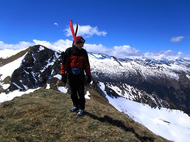 Foto: Andreas Koller / Ski Tour / Jägerspitze aus dem Riedingtal (2508m) / 31.05.2013 15:04:55