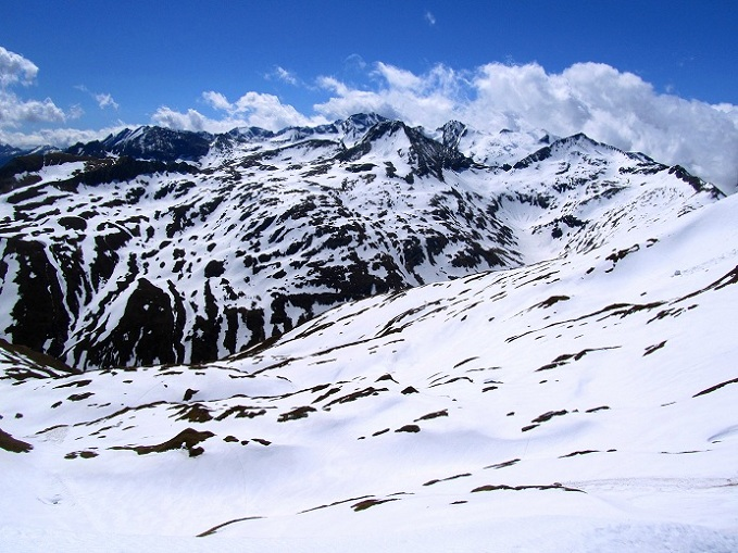 Foto: Andreas Koller / Ski Tour / Jägerspitze aus dem Riedingtal (2508m) / 31.05.2013 15:04:26