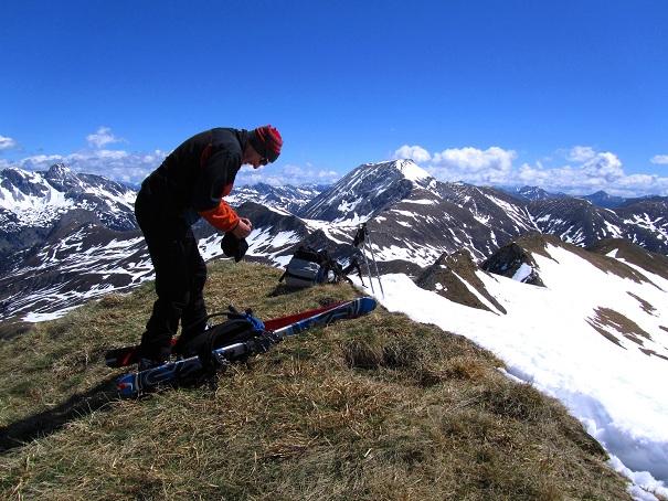 Foto: Andreas Koller / Ski Tour / Jägerspitze aus dem Riedingtal (2508m) / 31.05.2013 15:04:14