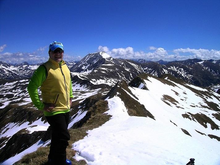Foto: Andreas Koller / Ski Tour / Jägerspitze aus dem Riedingtal (2508m) / 31.05.2013 15:02:48