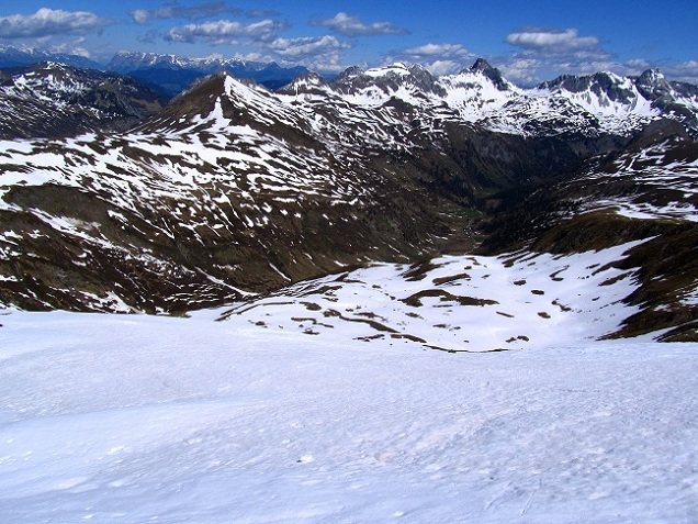 Foto: Andreas Koller / Ski Tour / Jägerspitze aus dem Riedingtal (2508m) / 31.05.2013 15:02:05