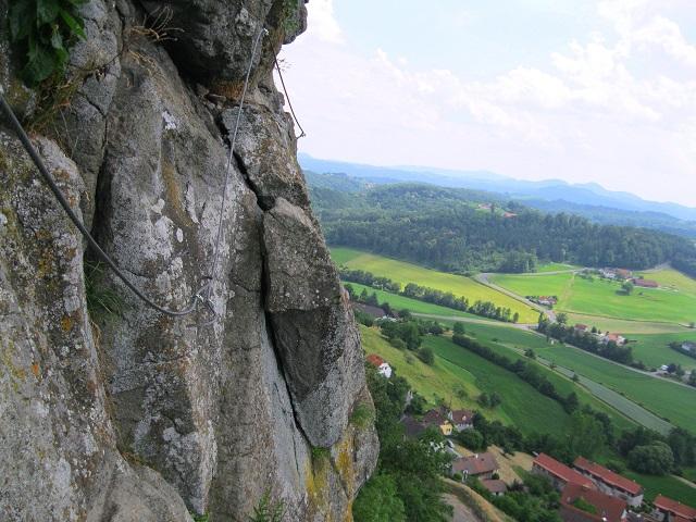 Klettersteig Riegersburg : Fotogalerie tourfotos fotos zur klettersteig tour heinrich