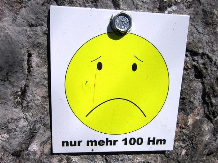 Foto: Andreas Koller / Klettersteigtour / Attersee Klettersteig Mahdlgupf (1261m) / 30.06.2013 15:50:47