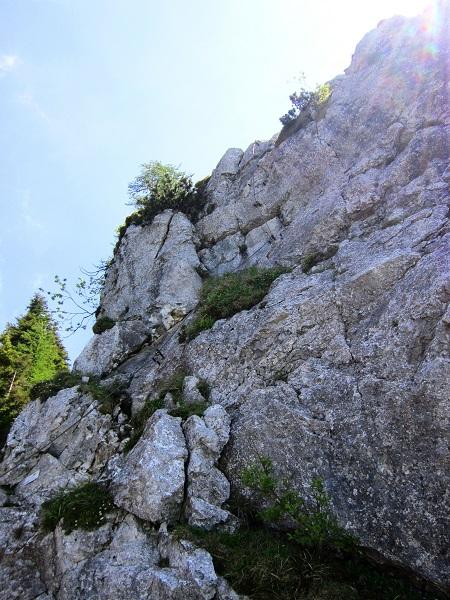 Foto: Andreas Koller / Klettersteigtour / Attersee Klettersteig Mahdlgupf (1261m) / 30.06.2013 15:49:47
