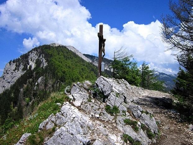 Klettersteig Mahdlgupf : Mahdlgupf
