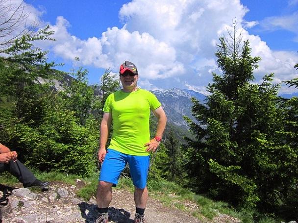Foto: Andreas Koller / Klettersteigtour / Attersee Klettersteig Mahdlgupf (1261m) / 30.06.2013 15:47:02