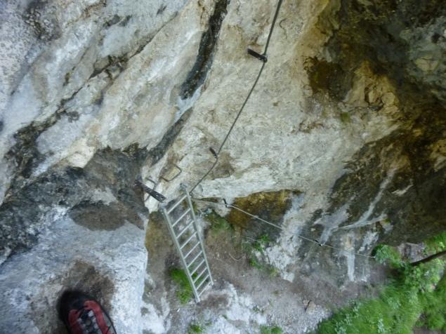Klettersteig Chiemgau : Fotogalerie tourfotos fotos zur klettersteig tour hausbachfall