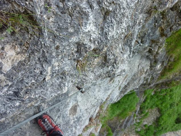 Klettersteig Hausbachfall : Fotogalerie tourfotos fotos zur klettersteig tour hausbachfall