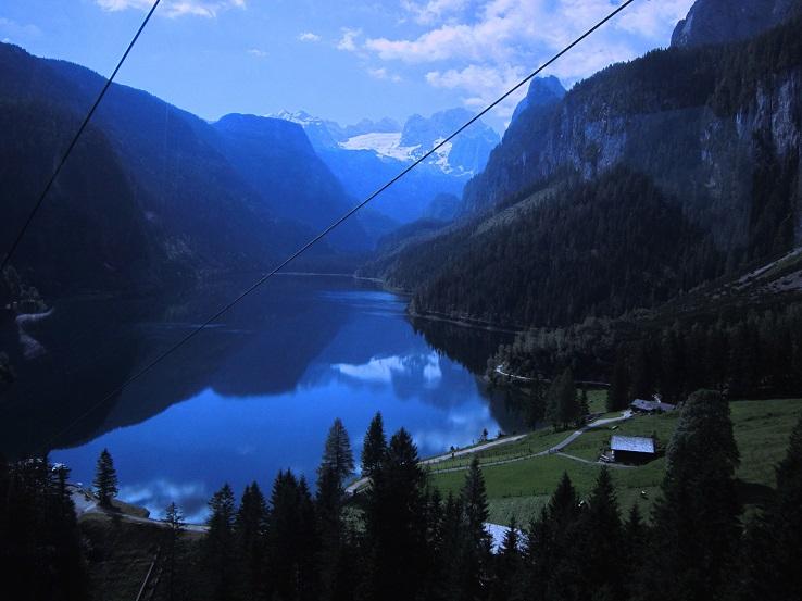 Foto: Andreas Koller / Klettersteigtour / Intersport Klettersteig Donnerkogel (2054m) / 12.07.2013 16:45:45