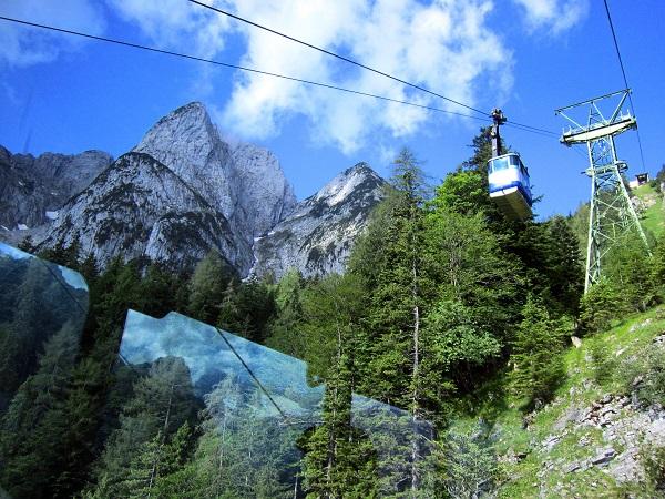 Foto: Andreas Koller / Klettersteigtour / Intersport Klettersteig Donnerkogel (2054m) / 12.07.2013 16:45:38