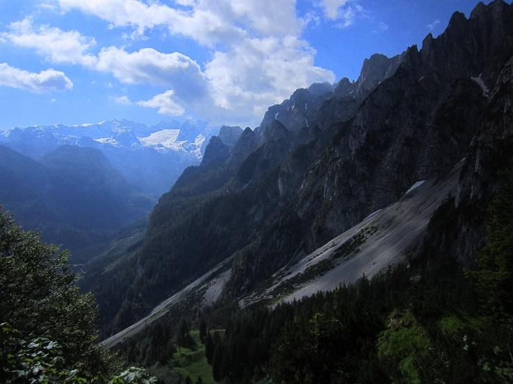 Foto: Andreas Koller / Klettersteigtour / Intersport Klettersteig Donnerkogel (2054m) / 12.07.2013 16:45:29