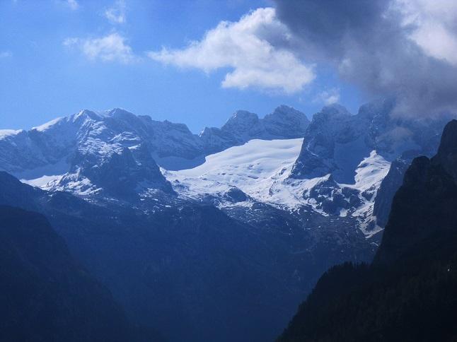 Foto: Andreas Koller / Klettersteigtour / Intersport Klettersteig Donnerkogel (2054m) / 12.07.2013 16:45:20