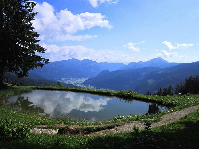 Foto: Andreas Koller / Klettersteigtour / Intersport Klettersteig Donnerkogel (2054m) / 12.07.2013 16:44:45