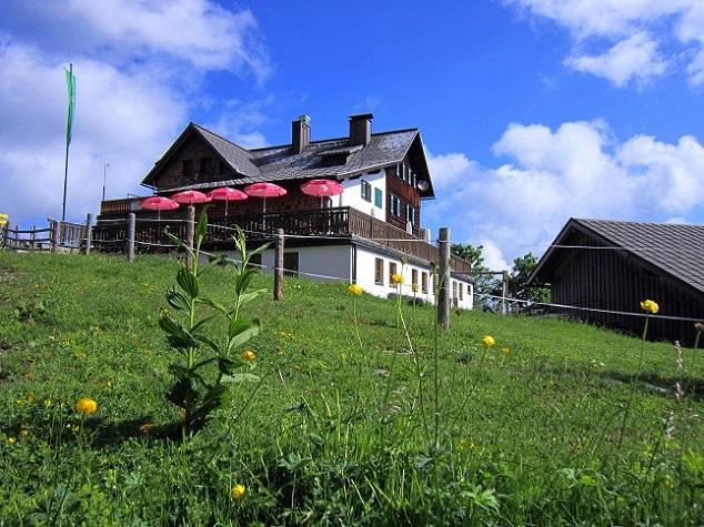 Foto: Andreas Koller / Klettersteigtour / Intersport Klettersteig Donnerkogel (2054m) / Gablonzerhütte / 12.07.2013 16:44:36
