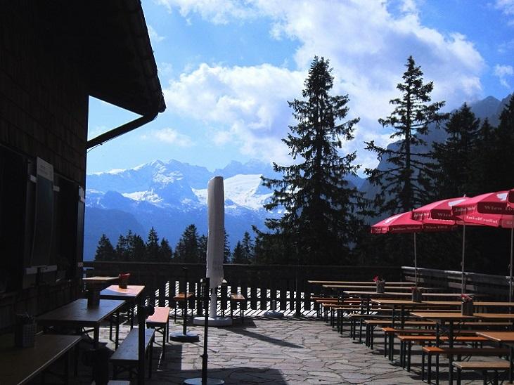 Foto: Andreas Koller / Klettersteigtour / Intersport Klettersteig Donnerkogel (2054m) / 12.07.2013 16:44:12