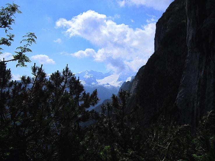 Foto: Andreas Koller / Klettersteigtour / Intersport Klettersteig Donnerkogel (2054m) / 12.07.2013 16:43:23