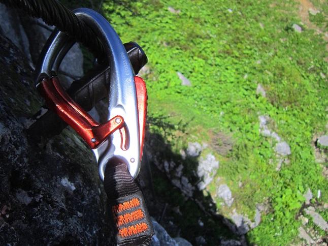 Foto: Andreas Koller / Klettersteigtour / Intersport Klettersteig Donnerkogel (2054m) / 12.07.2013 16:42:38