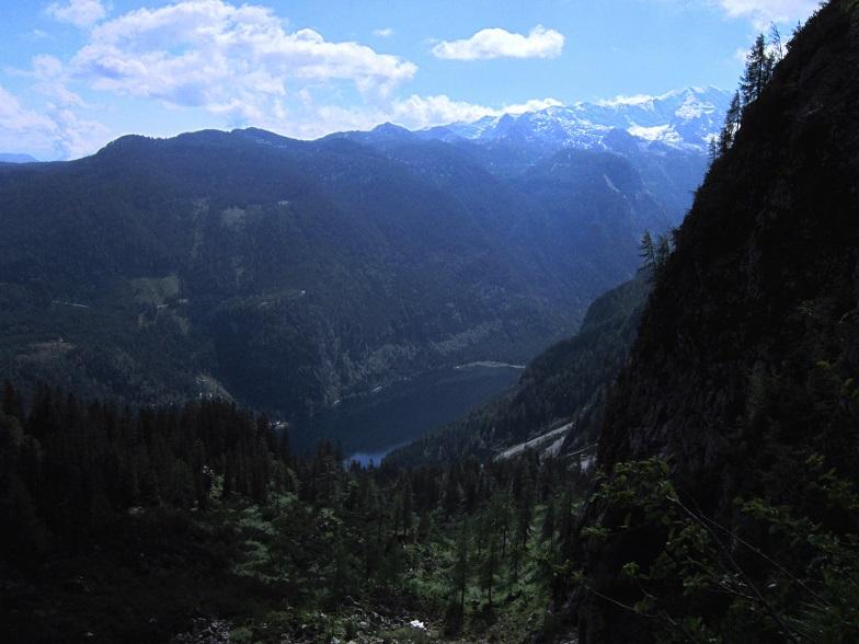Foto: Andreas Koller / Klettersteigtour / Intersport Klettersteig Donnerkogel (2054m) / 12.07.2013 16:42:19