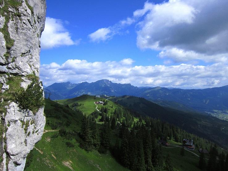 Foto: Andreas Koller / Klettersteigtour / Intersport Klettersteig Donnerkogel (2054m) / 12.07.2013 16:40:44