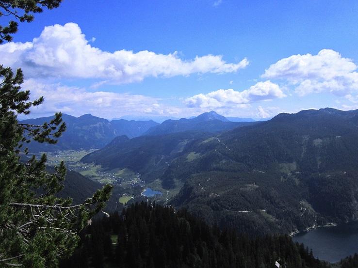 Foto: Andreas Koller / Klettersteigtour / Intersport Klettersteig Donnerkogel (2054m) / 12.07.2013 16:40:20