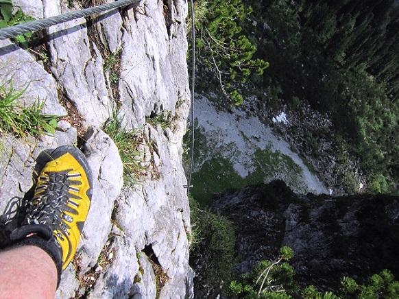 Foto: Andreas Koller / Klettersteigtour / Intersport Klettersteig Donnerkogel (2054m) / 12.07.2013 16:40:10
