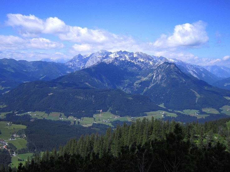 Foto: Andreas Koller / Klettersteigtour / Intersport Klettersteig Donnerkogel (2054m) / 12.07.2013 16:39:09