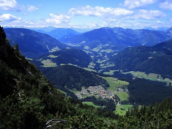 Foto: Andreas Koller / Klettersteigtour / Intersport Klettersteig Donnerkogel (2054m) / 12.07.2013 16:38:50