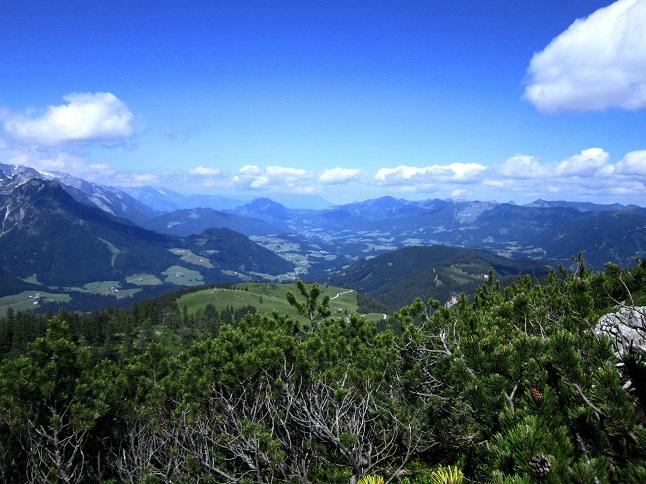 Foto: Andreas Koller / Klettersteigtour / Intersport Klettersteig Donnerkogel (2054m) / 12.07.2013 16:38:19