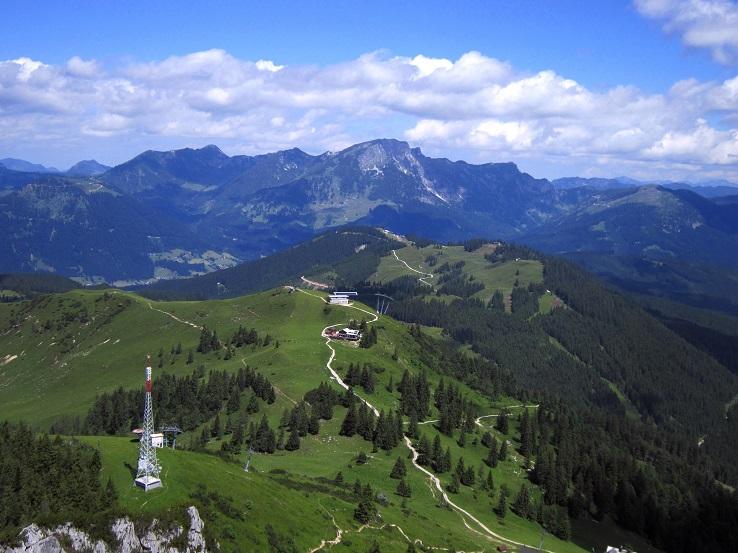 Foto: Andreas Koller / Klettersteigtour / Intersport Klettersteig Donnerkogel (2054m) / 12.07.2013 16:36:43