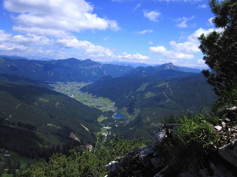 Foto: Andreas Koller / Klettersteigtour / Intersport Klettersteig Donnerkogel (2054m) / 12.07.2013 16:36:21