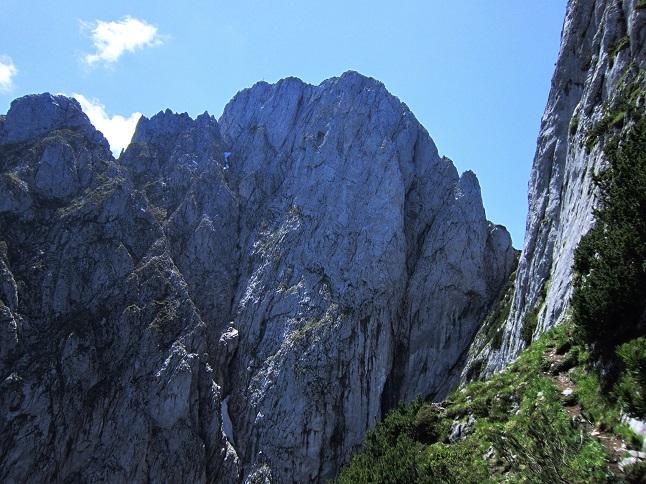 Foto: Andreas Koller / Klettersteigtour / Intersport Klettersteig Donnerkogel (2054m) / 12.07.2013 16:35:04