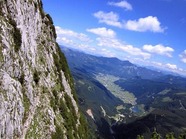 Foto: Andreas Koller / Klettersteigtour / Intersport Klettersteig Donnerkogel (2054m) / 12.07.2013 16:34:52