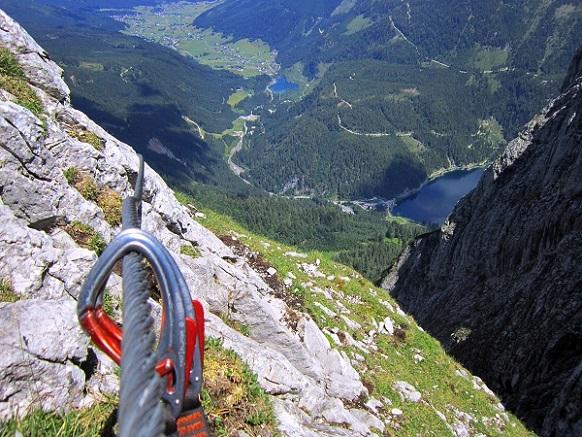 Foto: Andreas Koller / Klettersteigtour / Intersport Klettersteig Donnerkogel (2054m) / 12.07.2013 16:34:22