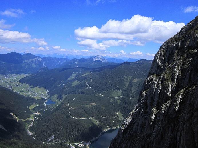 Foto: Andreas Koller / Klettersteigtour / Intersport Klettersteig Donnerkogel (2054m) / 12.07.2013 16:34:10